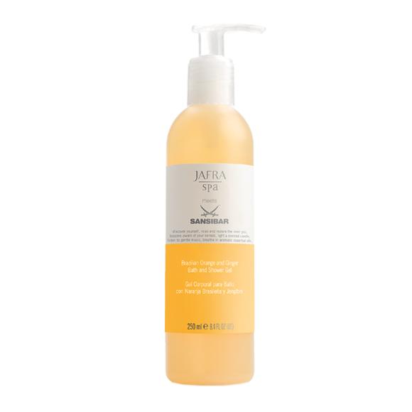 JAFRA Orange und Ingwer Bade und Duschgel