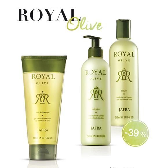 JAFRA Royal Olive Set