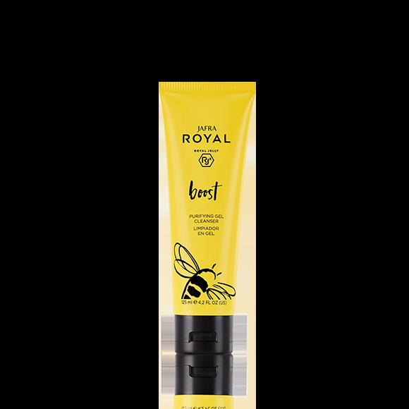 JAFRA ROYAL Boost Hautverfeinerndes Reinigungsgel