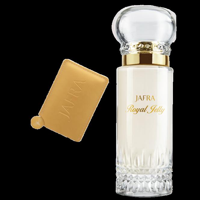 JAFRA Royal Jelly Glasflakon Feuchtigkeitsbalsam